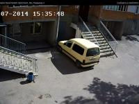Сервис городских видеокамер от Инфолинк (камера cam9234)