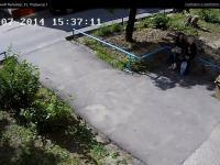 Сервис городских видеокамер от Инфолинк (камера cam9244)