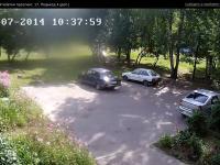 Сервис городских видеокамер от Инфолинк (камера cam8840)