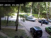 Сервис городских видеокамер от Инфолинк (камера cam8894)