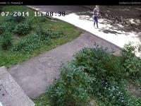Сервис городских видеокамер от Инфолинк (камера cam8908)