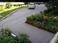 Сервис городских видеокамер от Инфолинк (камера cam8801)
