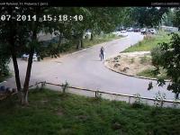 Сервис городских видеокамер от Инфолинк (камера cam9000)