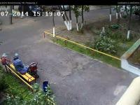 Сервис городских видеокамер от Инфолинк (камера cam9008)