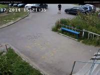 Сервис городских видеокамер от Инфолинк (камера cam9032)