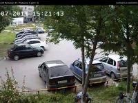 Сервис городских видеокамер от Инфолинк (камера cam9033)
