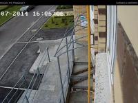 Сервис городских видеокамер от Инфолинк (камера cam9331)