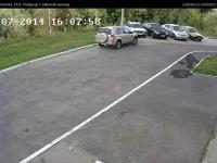 Сервис городских видеокамер от Инфолинк (камера cam9344)