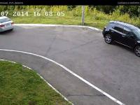Сервис городских видеокамер от Инфолинк (камера cam9345)