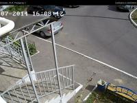 Сервис городских видеокамер от Инфолинк (камера cam9346)
