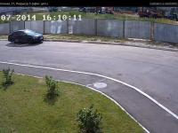 Сервис городских видеокамер от Инфолинк (камера cam9450)