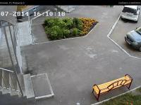 Сервис городских видеокамер от Инфолинк (камера cam9451)