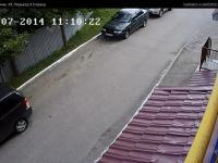 Сервис городских видеокамер от Инфолинк (камера cam9500)