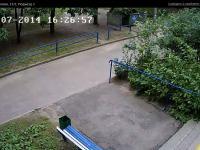 Сервис городских видеокамер от Инфолинк (камера cam9595)