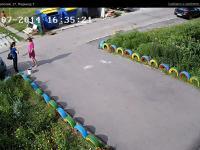 Сервис городских видеокамер от Инфолинк (камера cam9730)