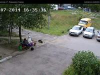 Сервис городских видеокамер от Инфолинк (камера cam9732)