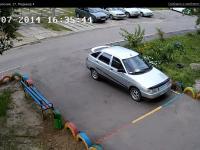 Сервис городских видеокамер от Инфолинк (камера cam9733)