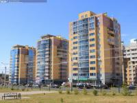 12-этажные высотки на улице Гладкова