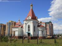 Храм-часовня со звонницей во имя Святителя Николая