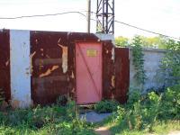 Проход на территорию бывшего ХБК