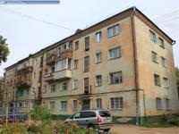 Дом 31 на улице Декабристов