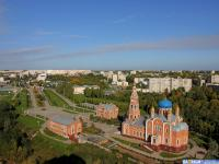Вид на собор Князя Владимира