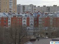 Вид на ул. Сверчкова 15А