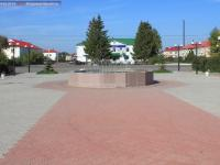 Площадь перед администрацией