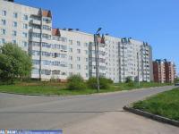 19 и 25 дома по улице Лебедева