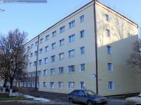 Общежитие студентов и сотрудников ЧГУ