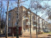 Дом 10 на улице Жени Крутовой