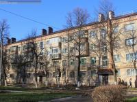 Дом 8 на улице Жени Крутовой