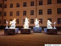 Оркестр снеговиков