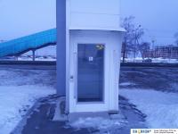 Надземный пешеходный переход - Лифт не работает