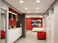 Регистратура частной клиники «Медик»