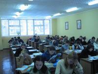 Читальный зал в библиотеке Маяковского