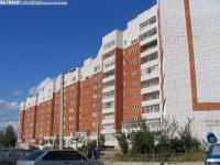 Дом 4 по улице Чапаева