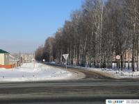улица Зеленая - Вид с трассы М7