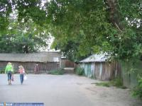 Дворы на улице Ярославская, 2007 год