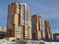 Высотки на улице Маркова