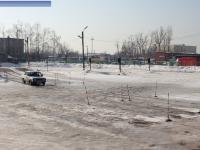 Учебная автоплощадка автошколы ВОА