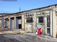 Реконструкция на месте бывшей автомойки