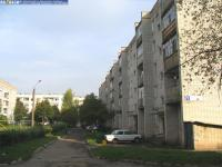 Двор дома 1 по ул. О.Беспалова