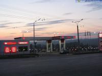 АЗС на Президентском бульваре