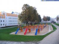 Стадион пятой гимназии