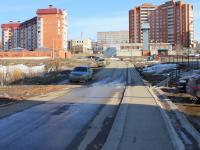 Дорога от улицы Гагарина к улице Ярмарочной