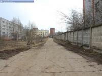 Проезд от улицы Хевешской к дому 4а на проспекте Ивана Яковлева