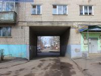 Арка между домами 31А и 33 на улице Хевешской