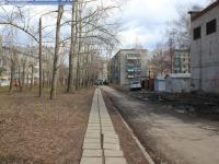 Дорога от улицы Хевешской к школе №19