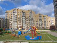 Вид на дом 6-1 по улице Соколова